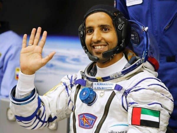 Astronot Sholat