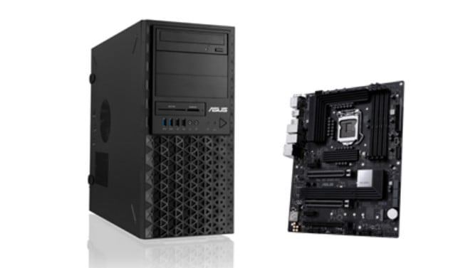 Asus workstation W480