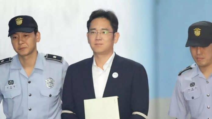 Bos Samsung DItangkap