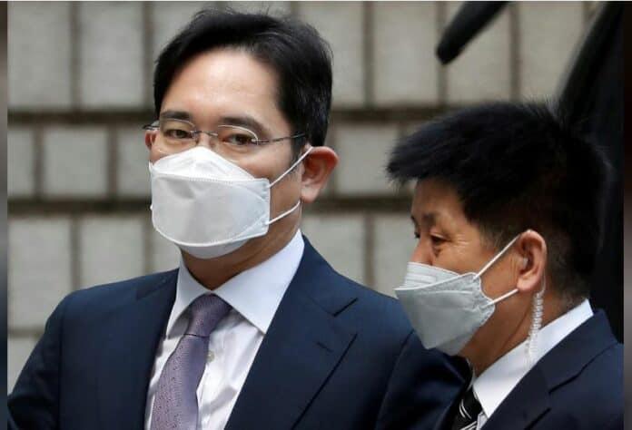 Bos Samsung Ditangkap Kasus Merger Perusahaan