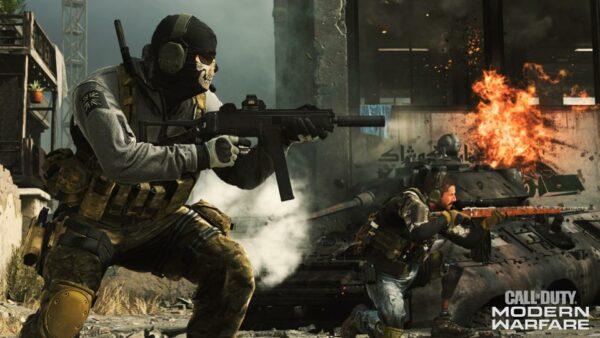 Call of Duty George Floyd