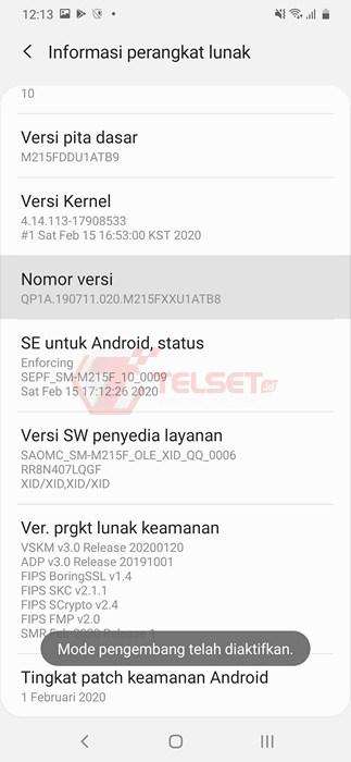 Ganti Codec Audio Bluetooth Android