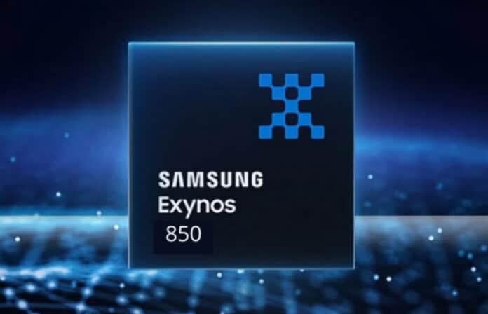 Samsung Exynos 850