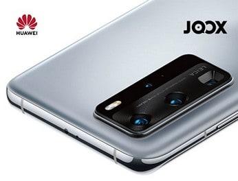 Joox Huawei App Gallery