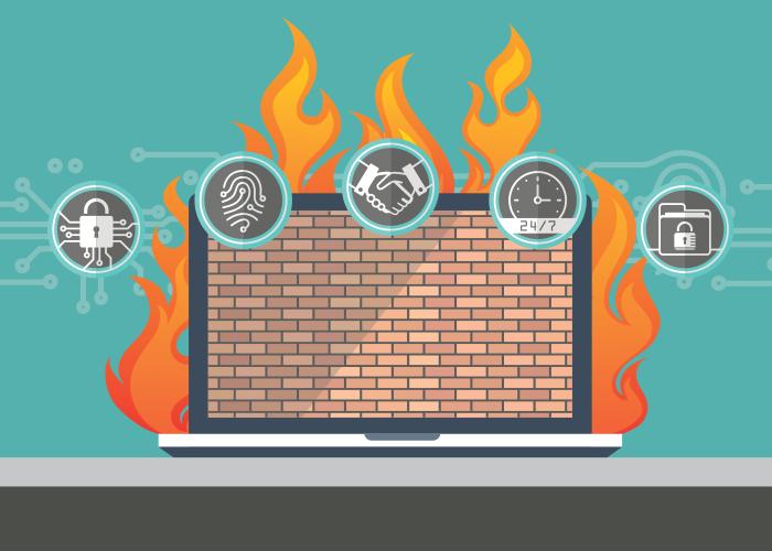 Cara Mudah Mematikan Firewall di Windows 10