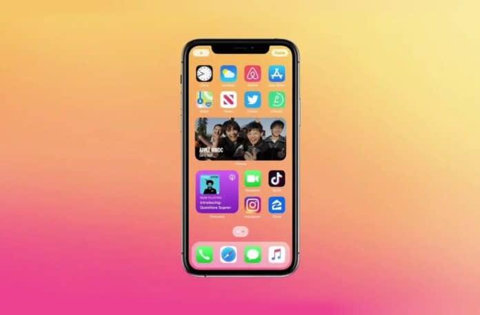 Fitur baru iOS 14