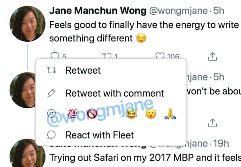 Fitur Emoji Twitter
