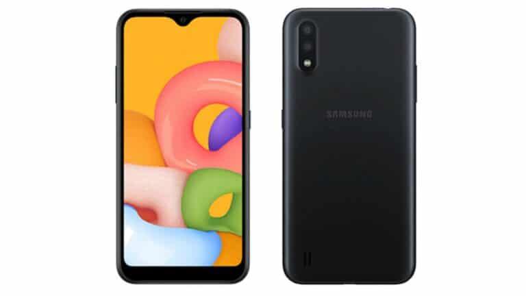 Samsung Galaxy A01 Core Siap Debut dengan Spesifikasi Standar