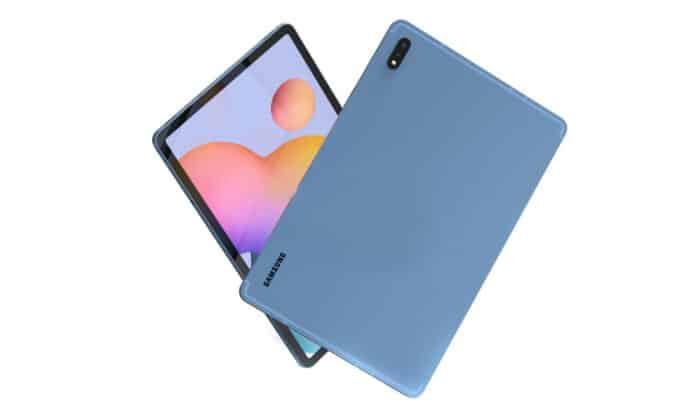 Spesifikasi Galaxy Tab s7+