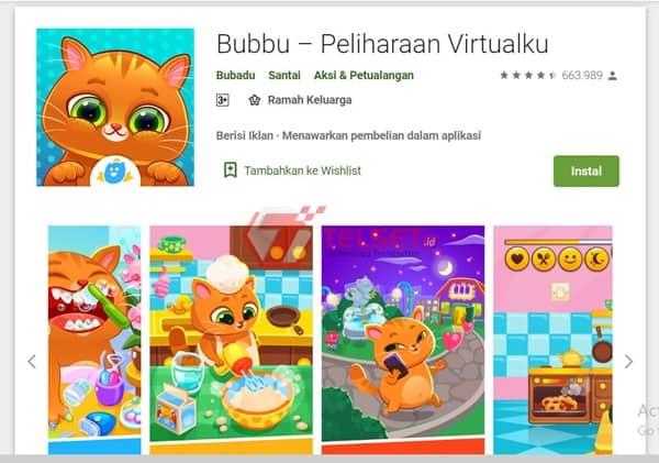 Game Hewan Peliharaan Android