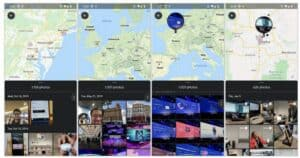 3 Tips Explore Map Google Photos