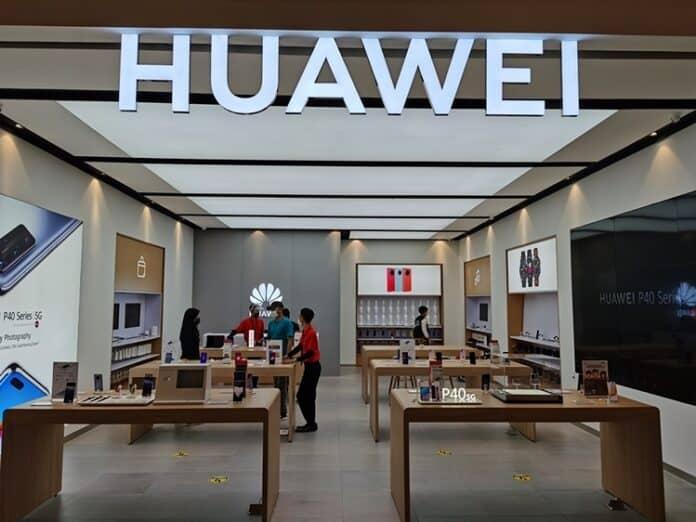 Toko baru Huawei Summarecon Mall Serpong