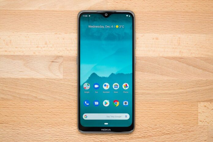 smartphone 5G murah