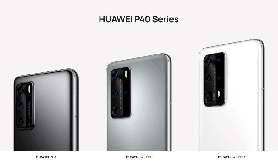 HP Terbaru Huawei P40