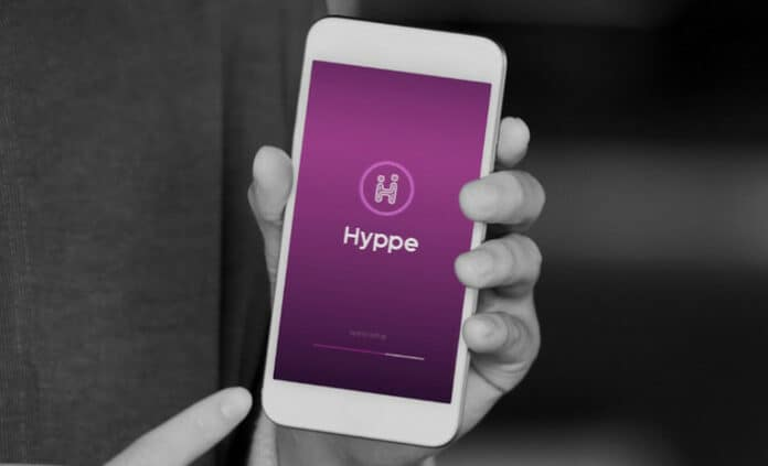 Jejaring sosial Hyppe