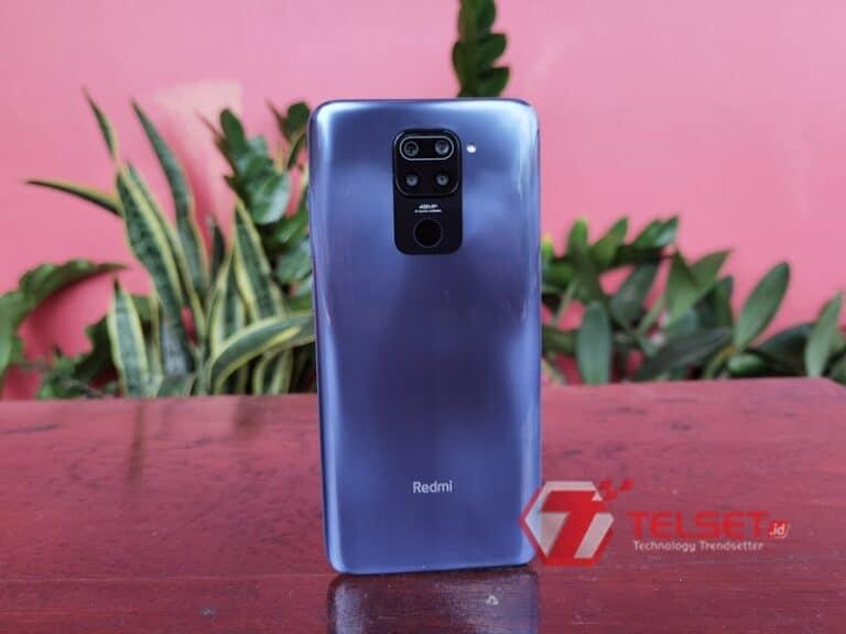 Redmi Note 9: Pertama di Indonesia, Ditenagai Helio G85