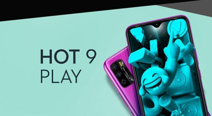 Inifinix Hot 9 Play