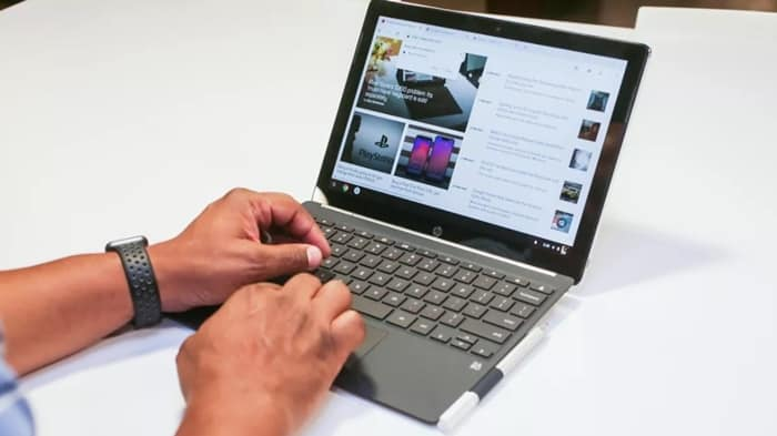 Akhirnya, Aplikasi Windows Bisa Berjalan di Laptop Chromebook