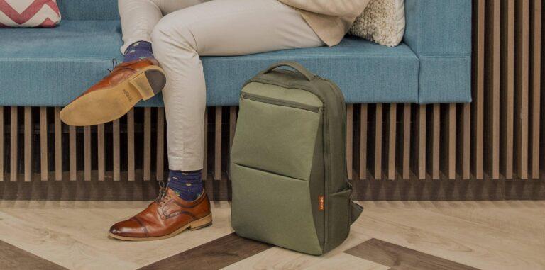 Lenovo Jual Tas Laptop Daur Ulang, Eco Pro Backpack