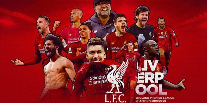 Liverpool Juara Liga Inggris