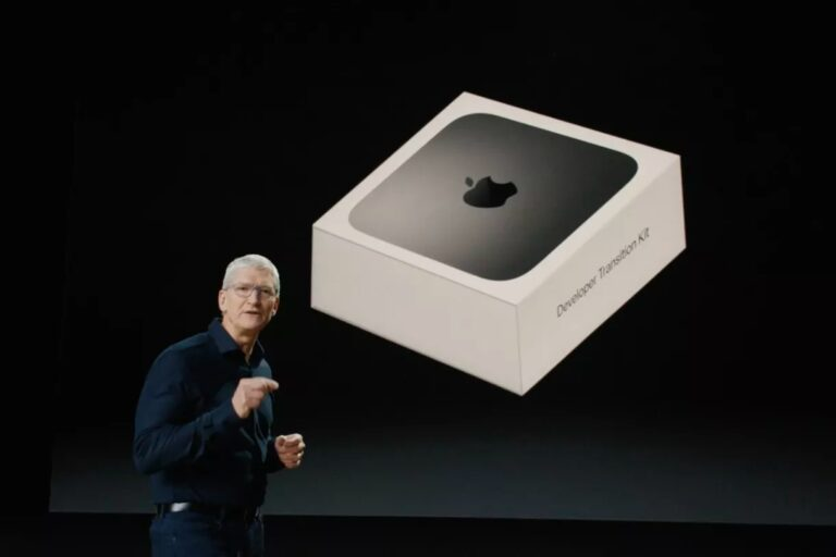 Dukung Apple Silicon, Mac Mini Dihadirkan Sebagai 'DTK'