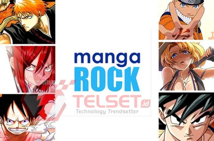 Aplikasi Manga Rock