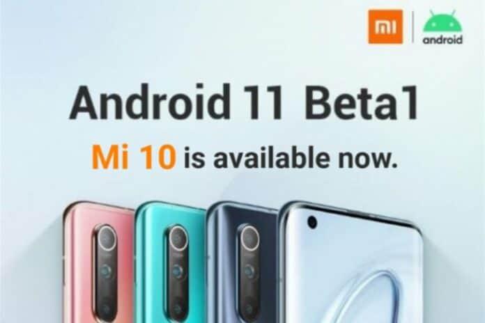 Install ROM Android 11 Xiaomi Mi 10