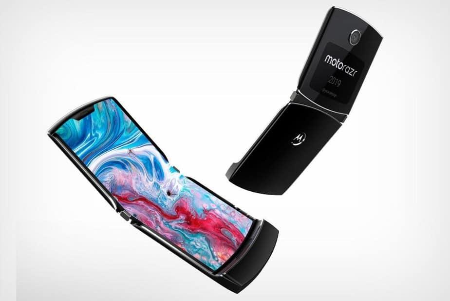 ponsel Layar Lipat