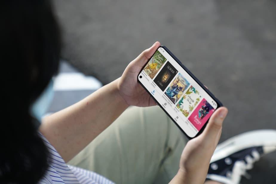 tips membaca di smartphone