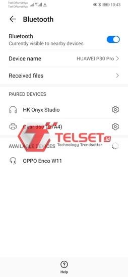 Pairing Oppo Enco W11