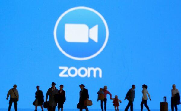 Pengguna Zoom Work From Home