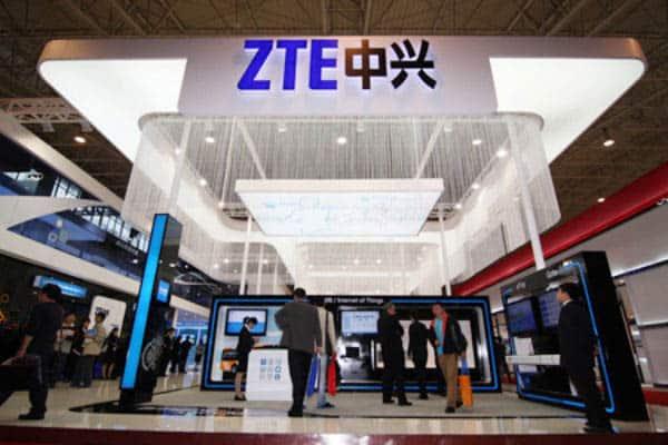 Penghargaan ZTE 5G