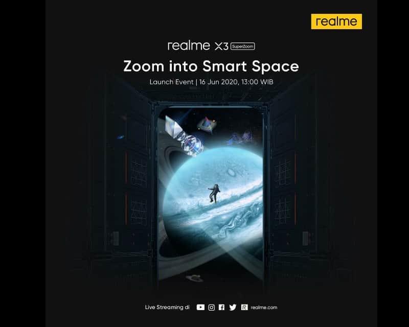 Realme X3 SuperZoom Indonesia