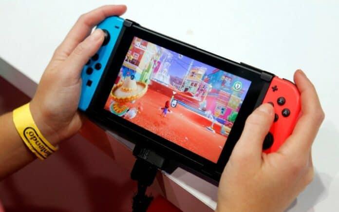 Game Nintendo Switch gratis