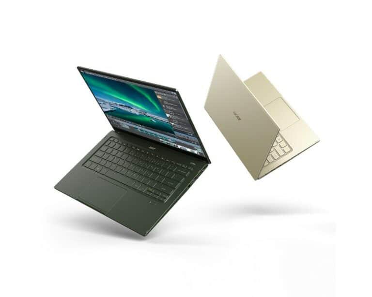 Acer Swift 5 2020 Meluncur Resmi, Tampil Ramping dan Bertenaga
