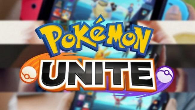 Game MOBA Pokemon Unite