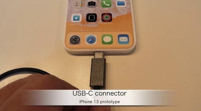 Inikah Tampang iPhone 13 dengan Port USB-C? [Video]