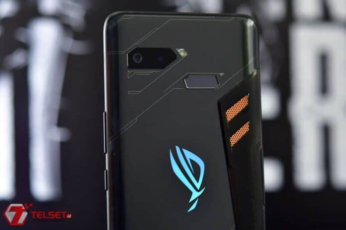 benchmark Asus rog phone 3