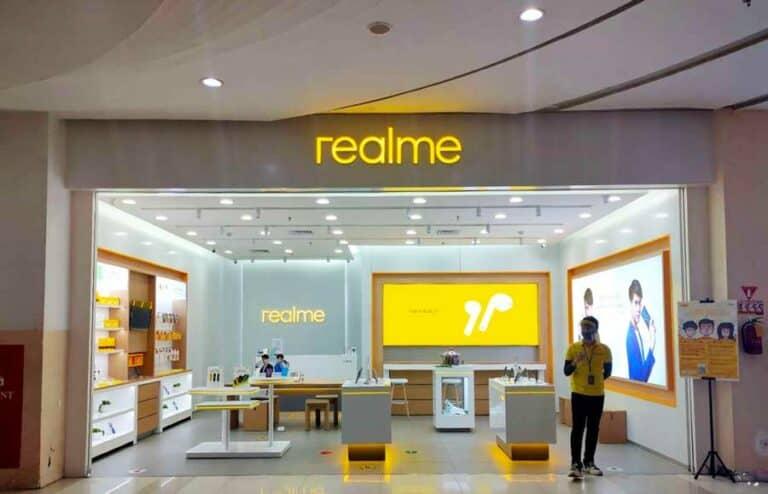 Realme Exclusive Store Buka di Cibinong City Mal