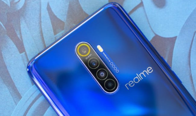Realme Masuk Top 5 Pasar Ponsel Asia Tenggara