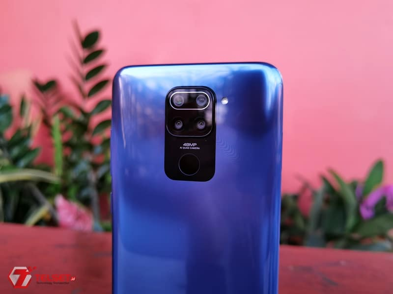 Review Redmi Note 9