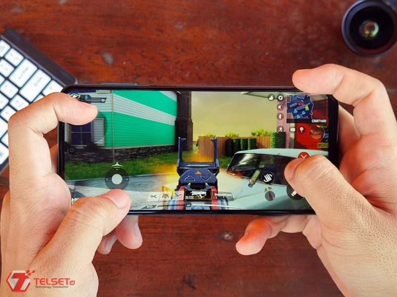 Smartphone Gaming Menengah MediaTek Helio G85