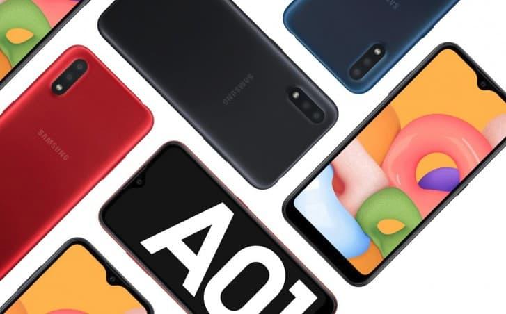 Samsung Galaxy M01 Diperkenalkan, Harga Rp 1,7 Jutaan