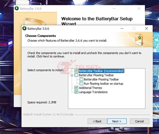 Cara Cek kondisi baterai laptop