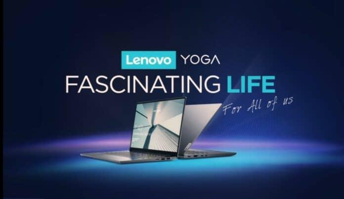 Spesifikasi yoga slim 7