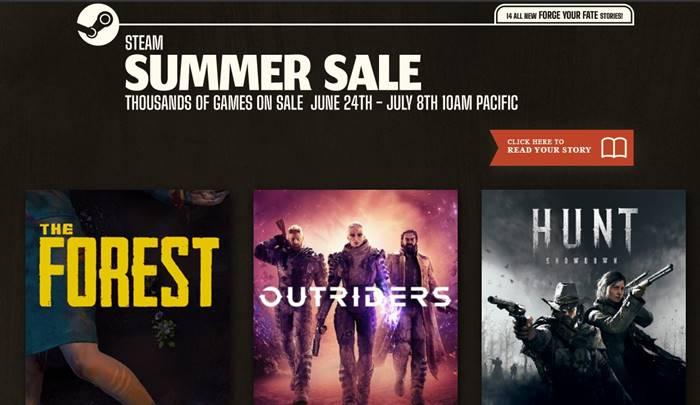 Diskon Game Steam Summer Sale 2021 Dimulai, Buruan Sikat!