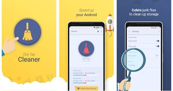 aplikasi pembersih ram cache terbaik Android