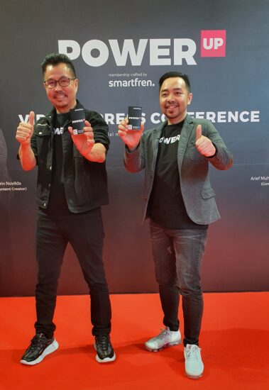 Smartfren Power Up