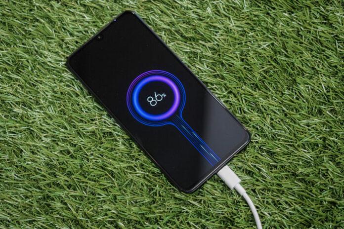 Smartphone Murah Fast Charging