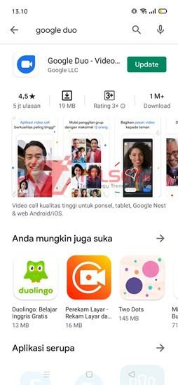 Tautan Google Duo